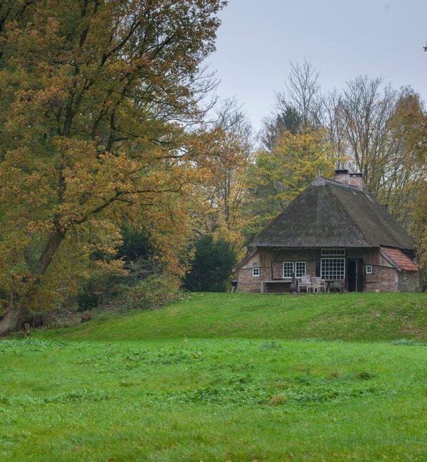 Historische jachthuis dankt voortbestaan aan nieuwe recreatieruimte