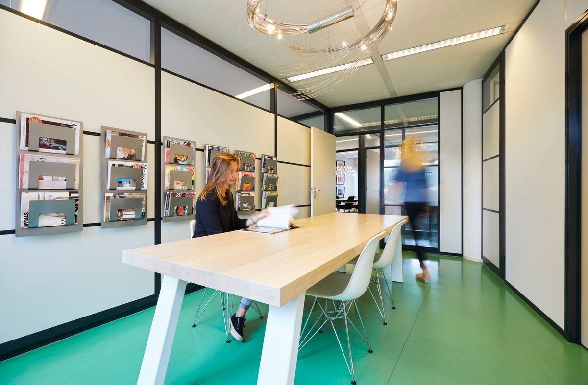 kantoorruimte in Notariskantoor Het Notarieel Deventer
