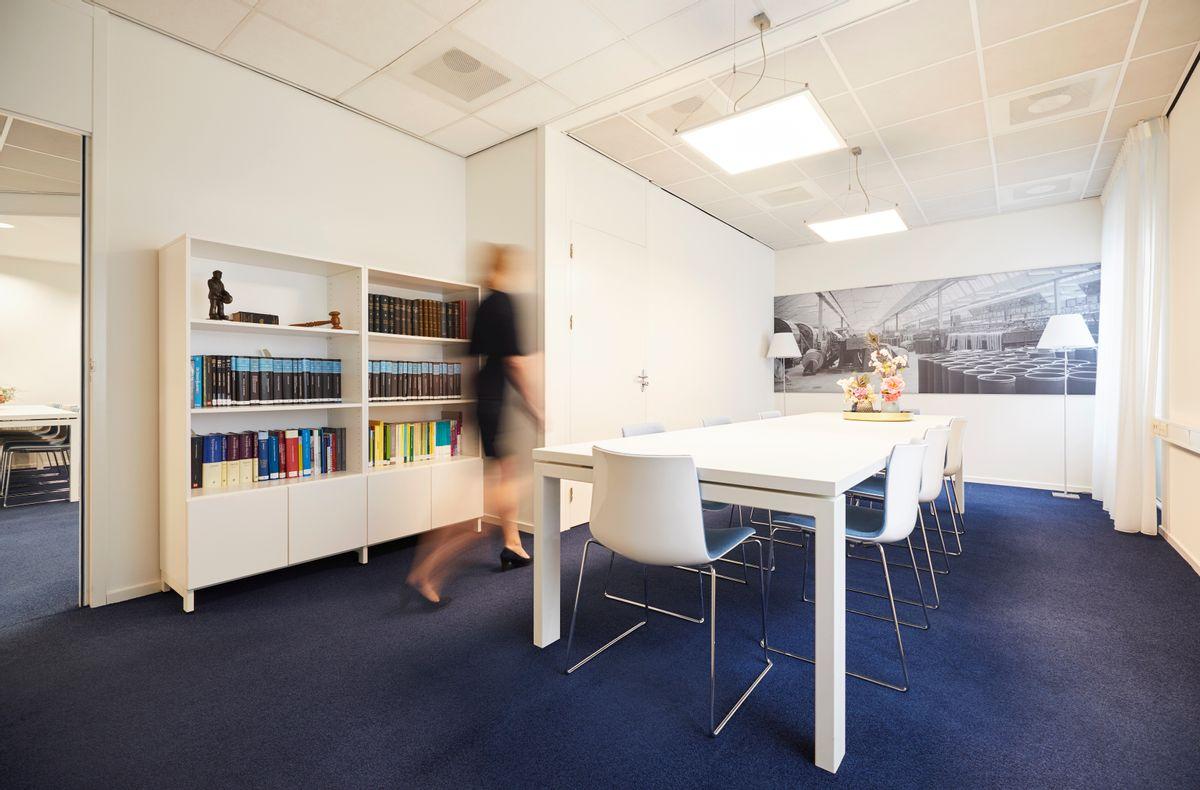 Vergaderruimte Notariskantoor Het Notarieel in Rijssen-Holten