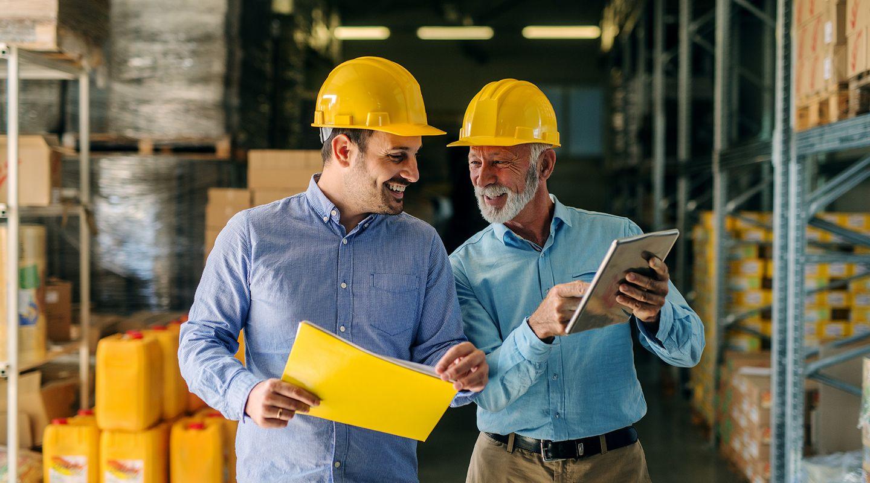 Medewerkers bouw in overleg over bedrijfscontinuïteit | Het Notarieel