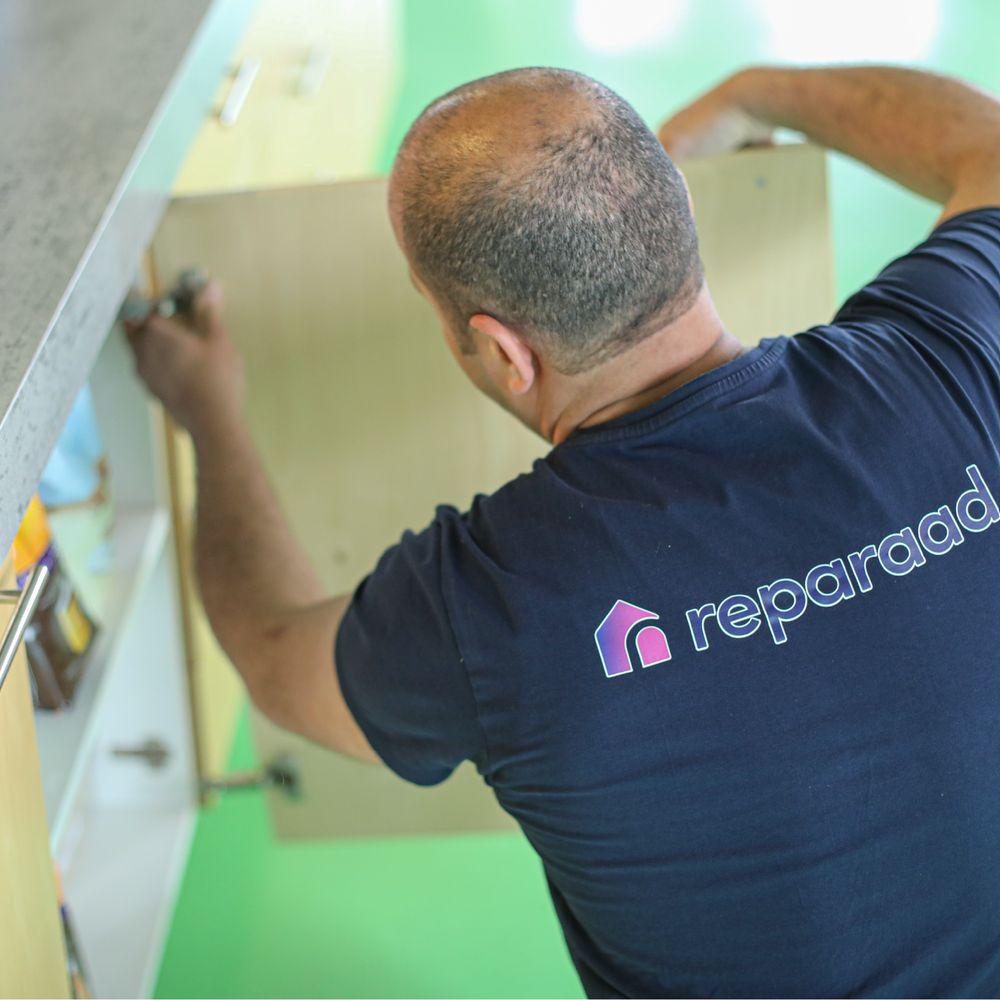 Reparaad - Handymandiensten